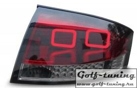 Audi TT 8N 98-05 Фонари светодиодные, красно-тонированные Lightbar Style