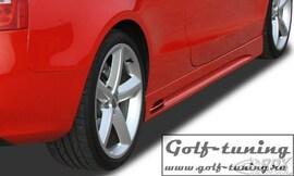 """Audi A5 Coupe, Cabrio, Sportback Пороги """"GT-Race"""""""