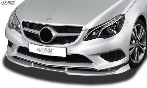 Mercedes A207/C207 13- Спойлер переднего бампера Vario-X
