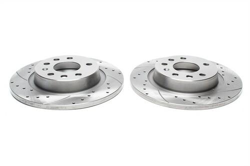 Fiat/Opel/Saab Комплект спортивных тормозных дисков