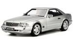 Тюнинг Mercedes R129