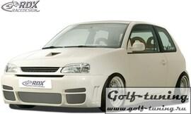 Seat Arosa 6H Бампер передний GT4