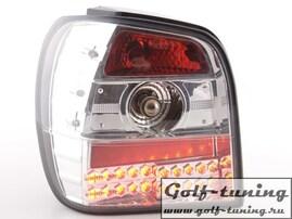 VW Polo 6N 94-99 Фонари светодиодные, хром