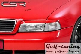 Audi A4 94-99 Реснички на фары