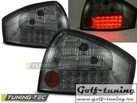 Audi A6 97-04 Фонари светодиодные, тонированные