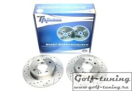 Renault Rapid Kasten / Twingo I / Super 5 Комплект спортивных тормозных дисков