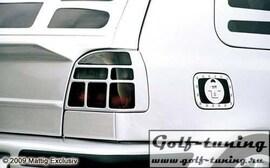 VW Golf 3 Накладки на фонари carbon look