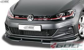 VW Golf 7 GTI/GTD/GTE Facelift 17-20 Накладка на передний бампер Vario-X