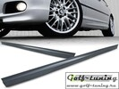 BMW E46 Седан/Универсал Накладки на пороги M-Tech Look