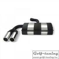 VW Golf 5/Golf 5 Plus Глушитель 2x76mm