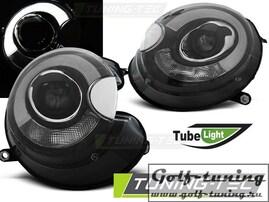 Mini Cooper 06-14 Фары Tube Light черные