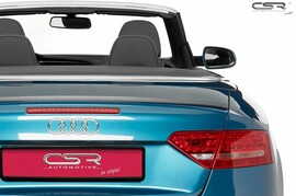 Audi A4 B5 94-01 Спойлер на крышку багажника Carbon-Look
