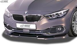 BMW 4er F32/F33/F36 14-17 Спойлер переднего бампера VARIO-X