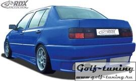 """VW Vento Пороги """"GT4"""""""