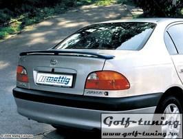Toyota Avensis 98-02 Спойлер на крышку багажника