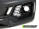 AUDI A4 B9 17-19 Передний бампер RS4 STYLE