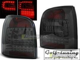 Audi A4 94-01 Универсал Фонари светодиодные, тонированные