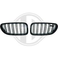 BMW F12/F13 11- Решетки радиатора M Look глянцевые