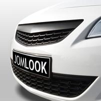 Opel Astra J 5Дв 09-12 Решетка радиатора без значка черная