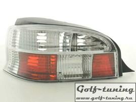 Citroen Saxo 96-02 Фонари красно-белые