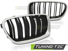 BMW F10/F11 10-15 Решетки радиатора/ноздри M5 Look