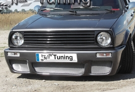 VW Golf 2 Бампер передний GT-Street-One