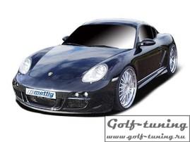 Porsche Cayman 987 05- Бампер передний