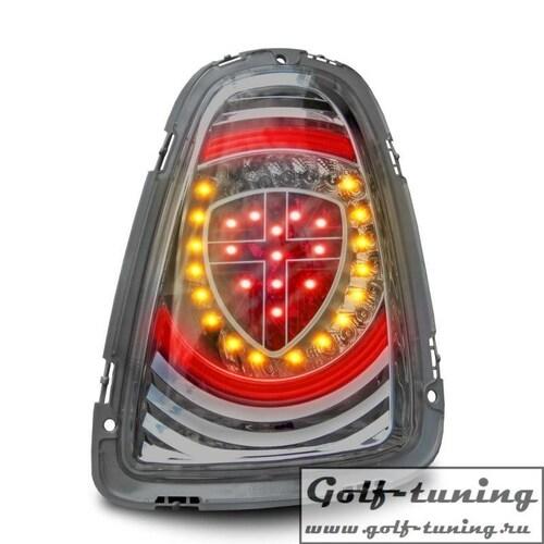 Mini Cooper R56 11- Фонари светодиодные, хром