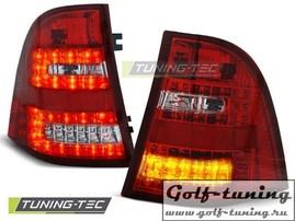 Mercedes W163 ML 98-05 Фонари светодиодные, красно-белые