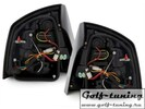 Skoda Octavia 1Z 04-11 Седан Фонари светодиодные, тонированные