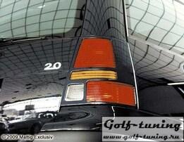 VW Golf 4 Универсал Накладки на фонари