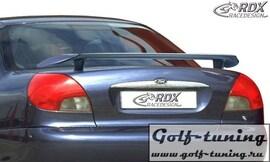 Ford Mondeo -00 Седан Спойлер на крышку багажника