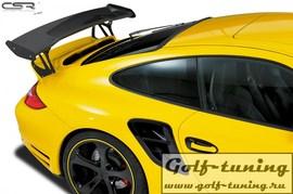 Porsche 911/997 04-12 Спойлер на крышку багажника