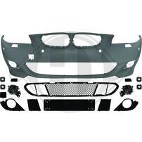 BMW E60/E61 07-10 Бампер передний