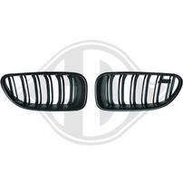 BMW F12/F13 11- Решетки радиатора M Look матовые