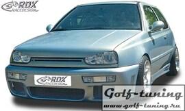 VW Golf 3 Бампер передний GT4