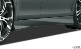 RENAULT Megane 1 Coupe/Cabrio Накладки на пороги Turbo