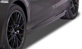 AUDI A8 D4/4H Накладки на пороги slim