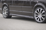 VW T5 03-15 Накладки на пороги