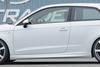 Audi A3 8V 3Дв 12-16/16- Накладки на пороги