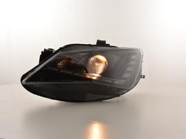 Seat Ibiza 6J 12- Фары черные