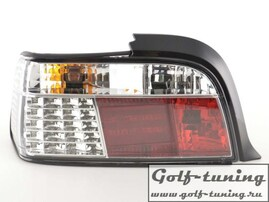 BMW E36 Купе Фонари светодиодные, хром