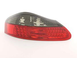 Porsche Boxster Typ 986 96-04 Фонари светодиодные красно- тонированные