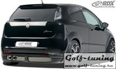 "Fiat Grande Punto Спойлер на крышку багажника ""V1"""