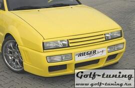 VW Corrado Решетка радиатора без значка черная