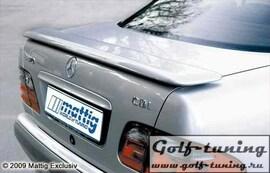 Mercedes W210 95-02 Спойлер на крышку багажника