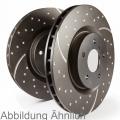 Тормозные диски EBC106314