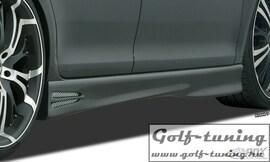 Opel Astra H TwinTop Накладки на пороги GT4