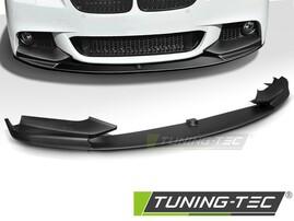 BMW F10/F11/F18 10-16 Накладка на передний бампер в стиле M-Performance