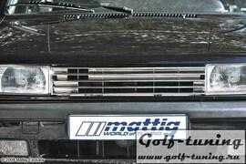 VW Polo 2F 90-93 Решетка радиатора без значка хром